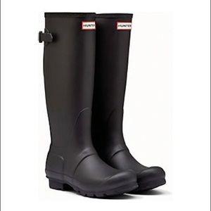Like New! Hunter Rain Boots
